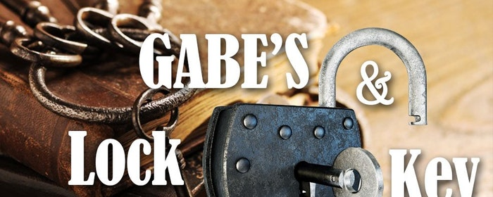 Gabes Lock and Key