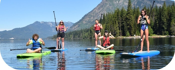 Lake Wenatchee YMCA Camp
