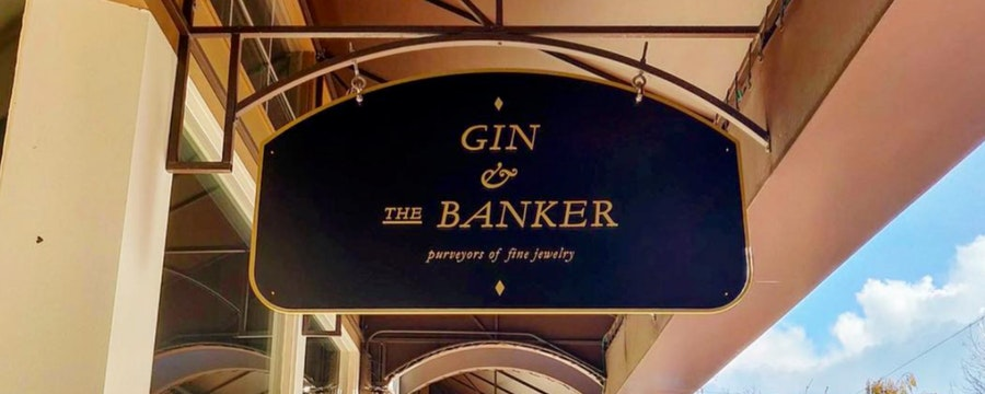 Gin and the Banker