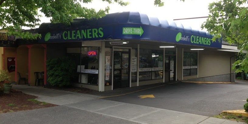 Marshall's Cleaners