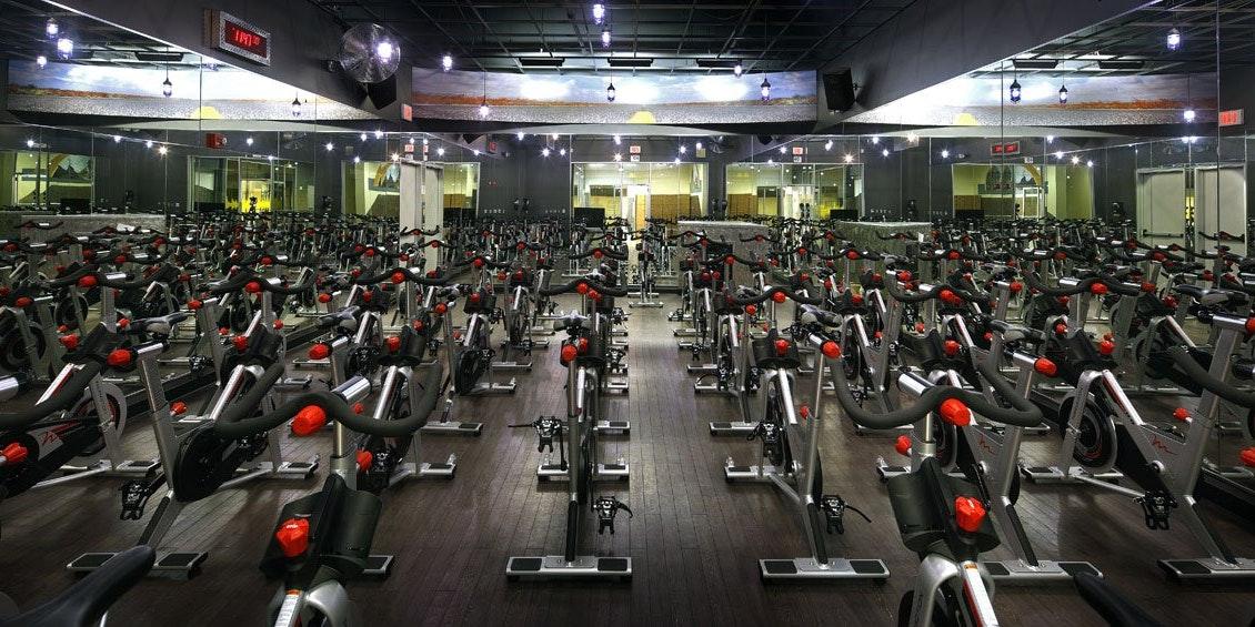 24 Hour Fitness - Hancock Center