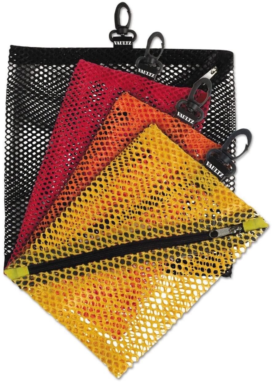 Vaultz Mesh Cord Bags