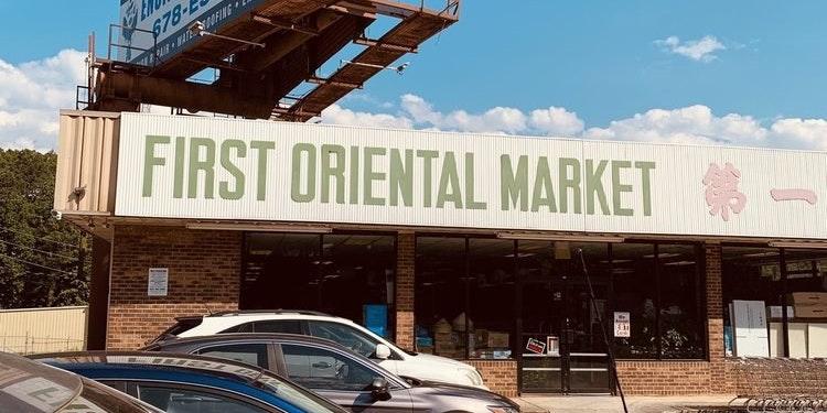 First Oriental Market