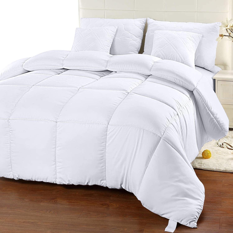 Utopia Bedding Comforter Duvet Insert, Twin