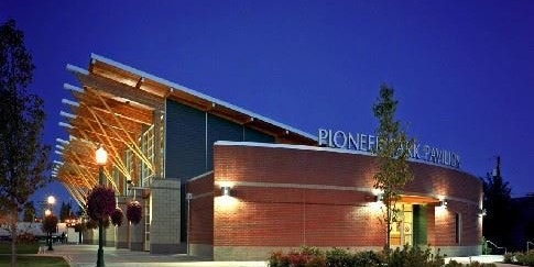 Pioneer Park Pavilion