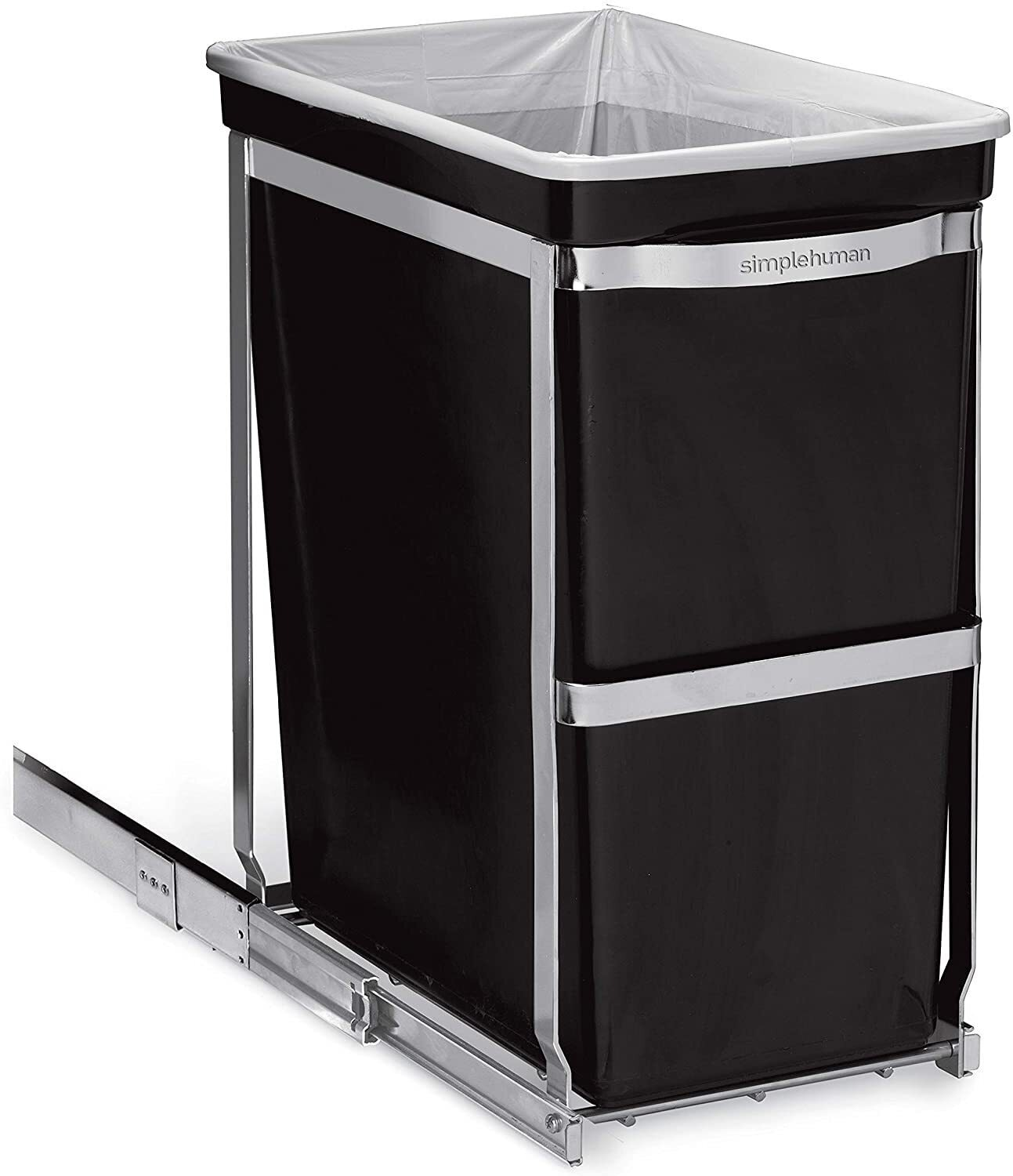 Simplehuman Under-Counter Pull-Out Can