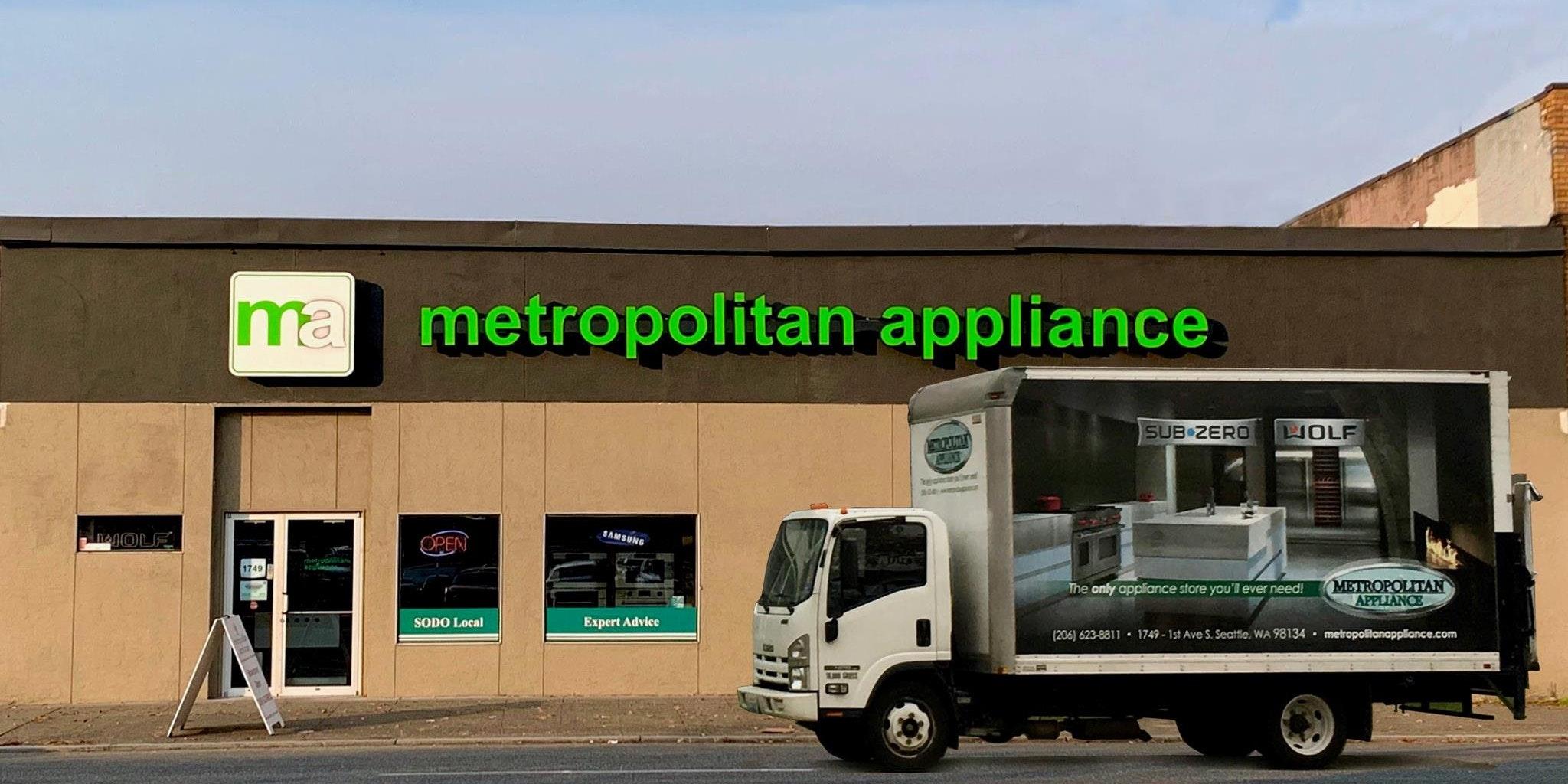 Metropolitan Appliance