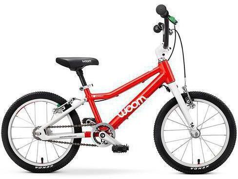 Woom 3 16-Inch Pedal Bike