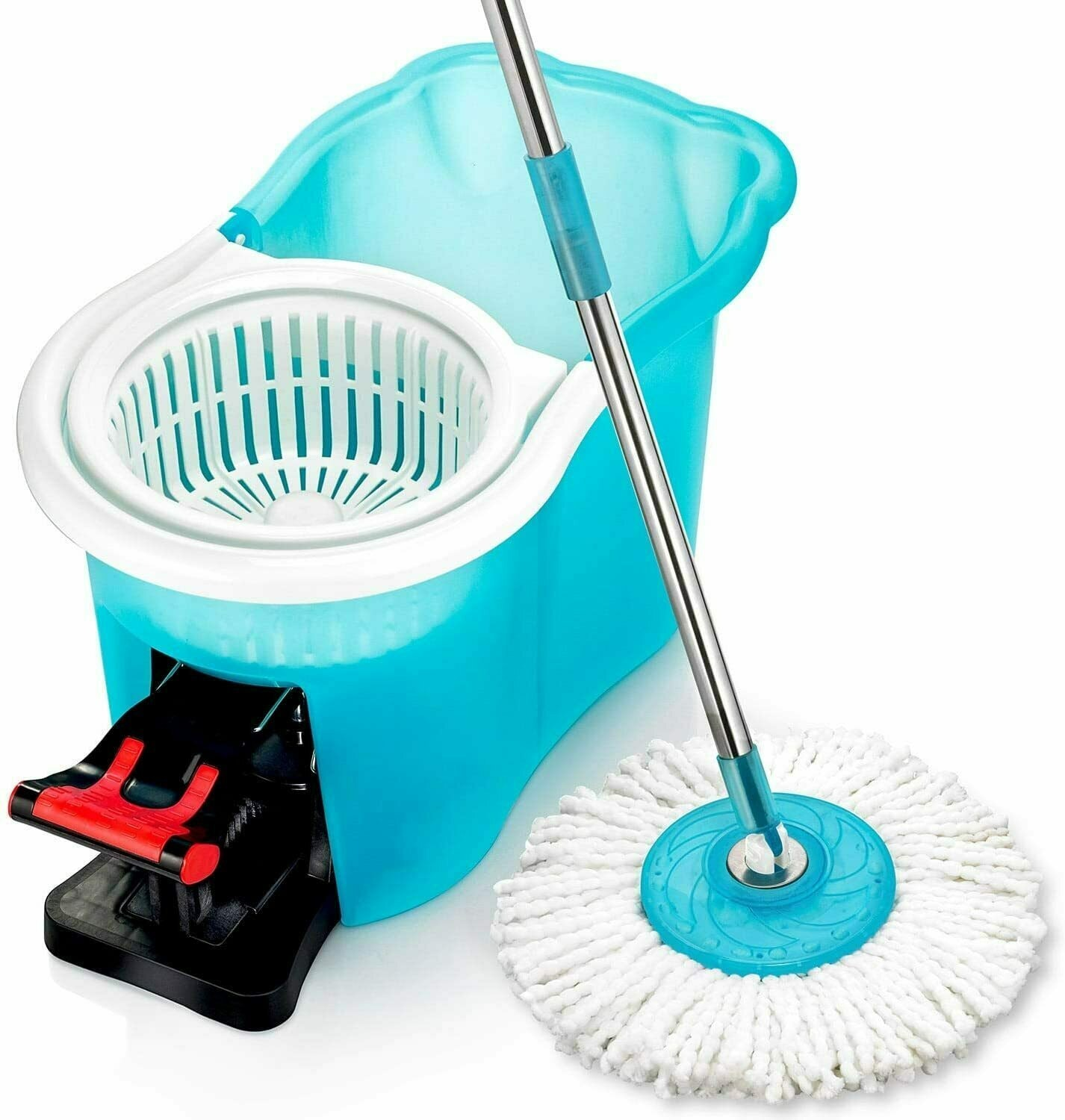 Hurricane Spin Mop Home Cleaning System by Bulbhead