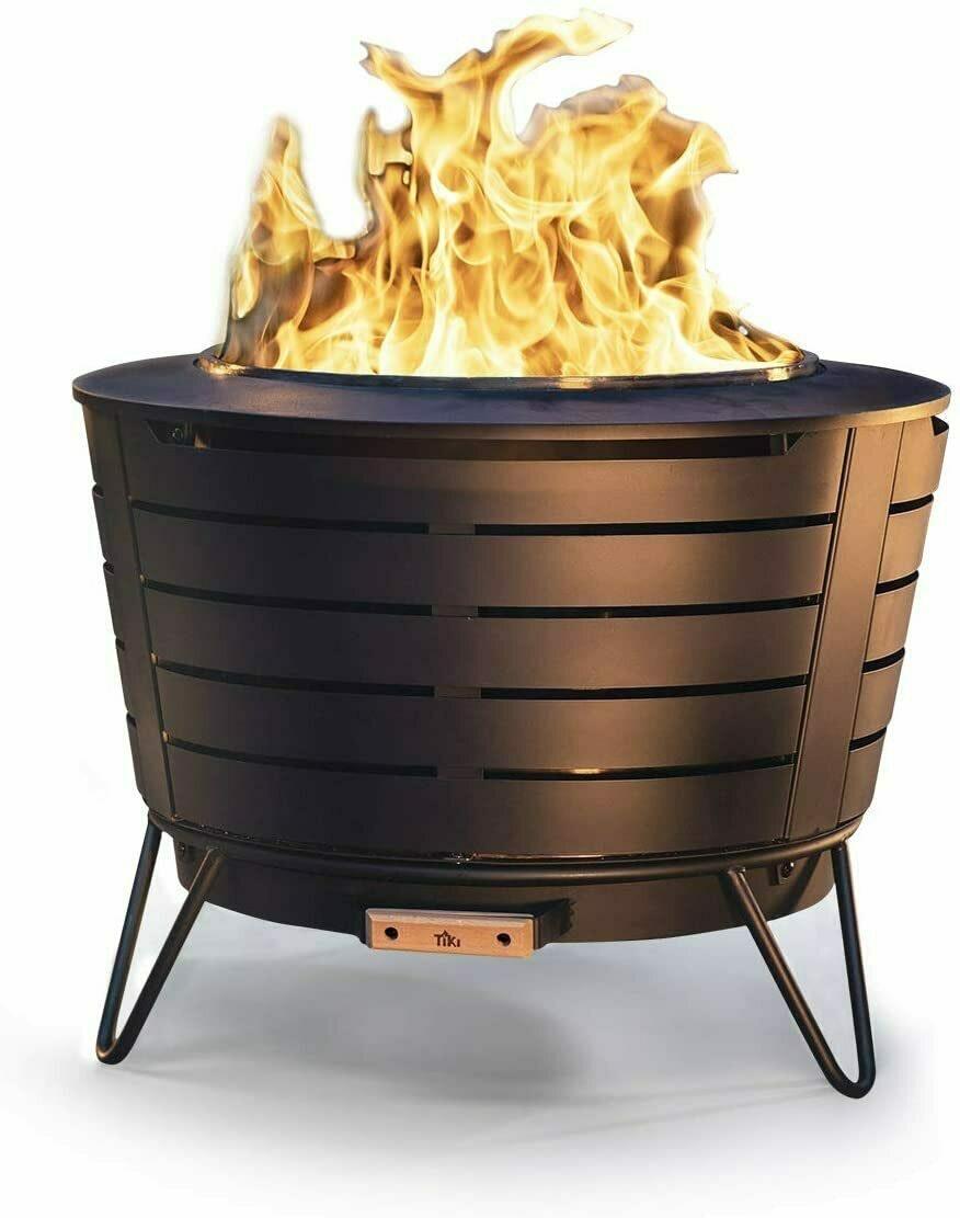 Tiki Fire Pit