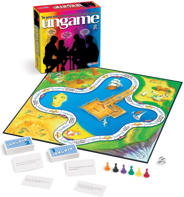 The Ungame