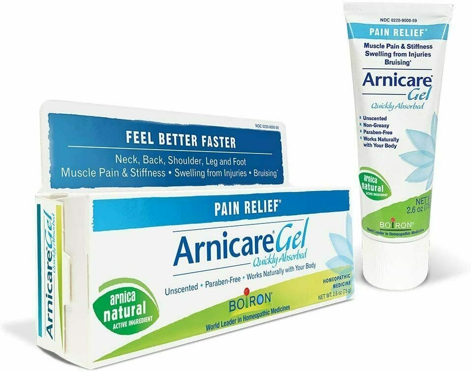 Boiron Arnicare Topical Pain Relief Gel