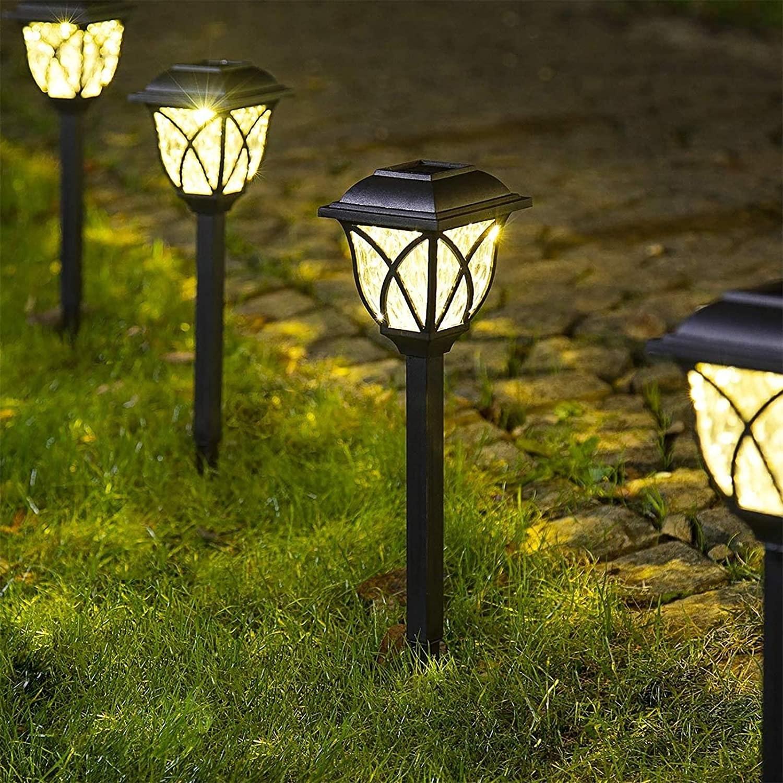Solpex Solar Pathway Lights Outdoor