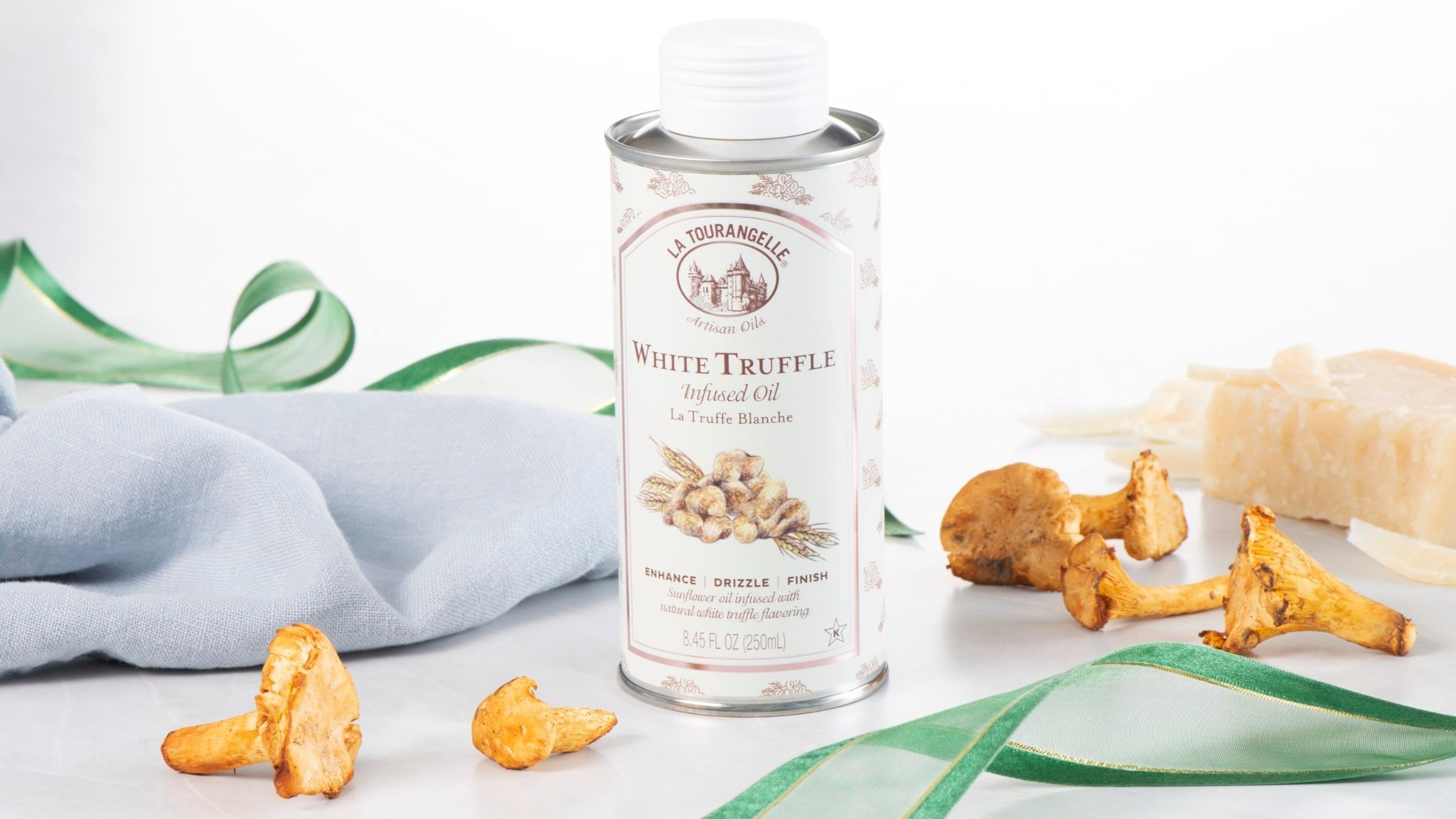 La Tourangelle White-Truffle-Infused Sunflower Oil