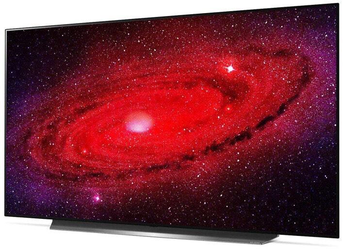 LG CX OLED 4k TV