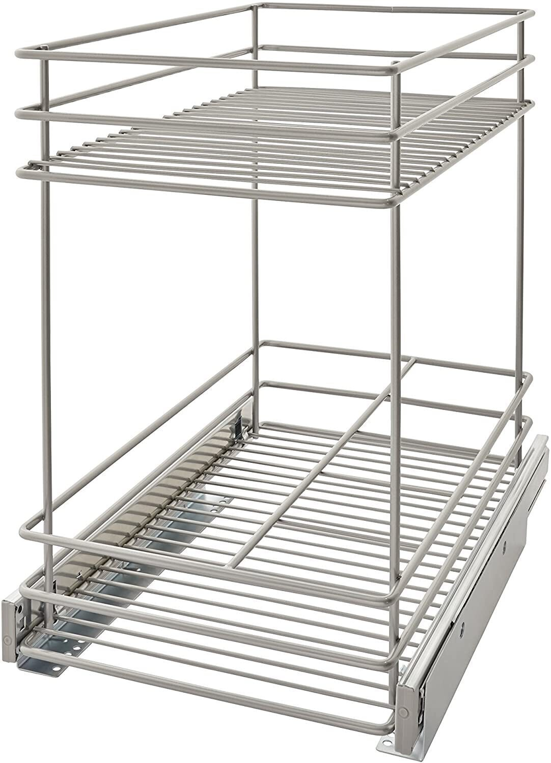 ClosetMaid Double Pull-Out Basket