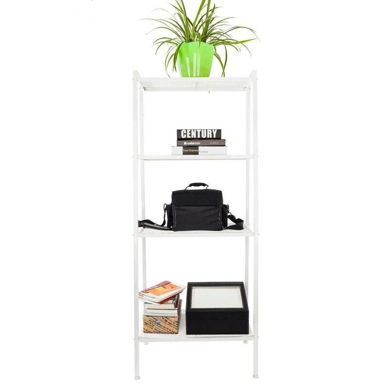 Wendling Steel Ladder Bookcase