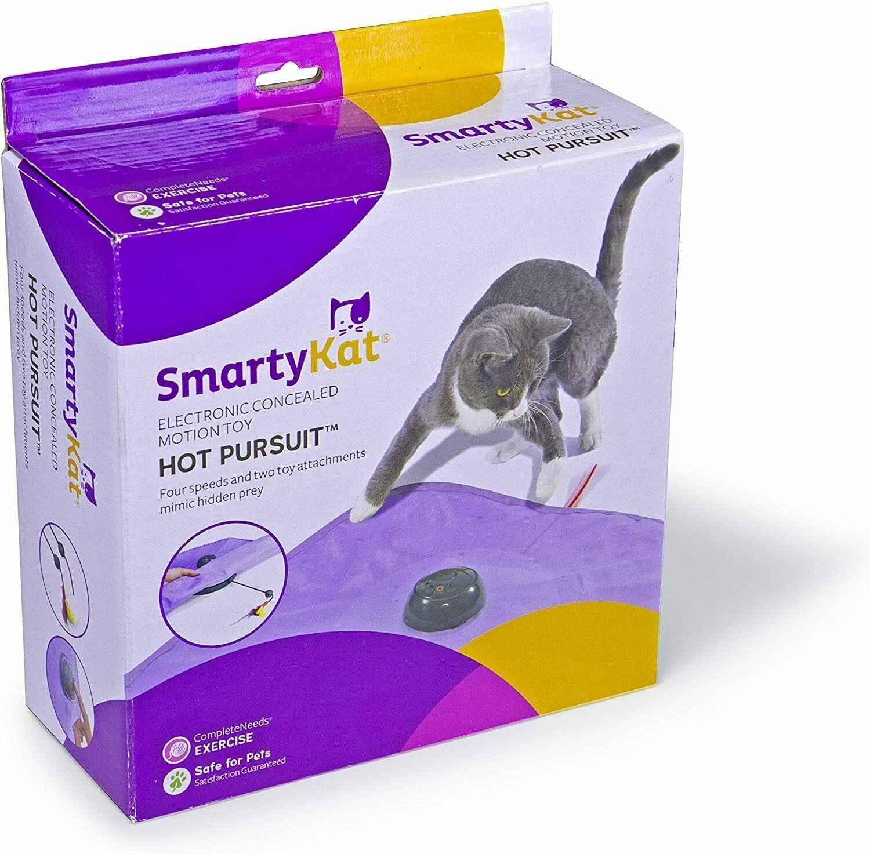 SmartyKat Hot Pursuit Cat Toy