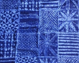 Adire Fabric