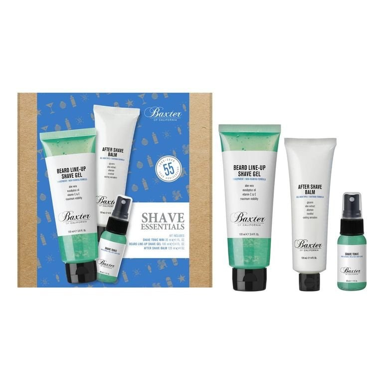 Baxter of California Shave Essential Kits