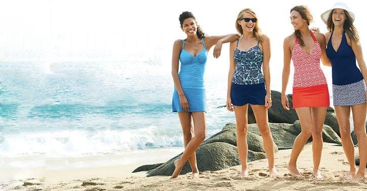 Land's End Women's Bathing Suit