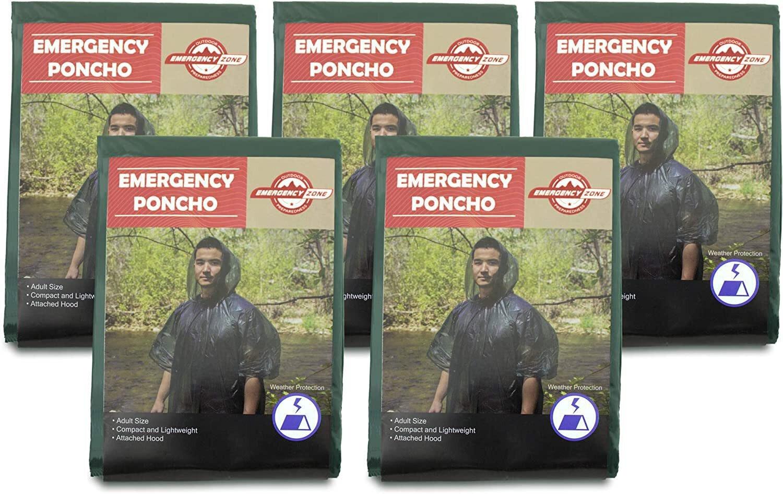 Emergency Zone Emergency Poncho