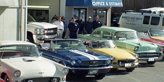 Doug's Auto Collision Center