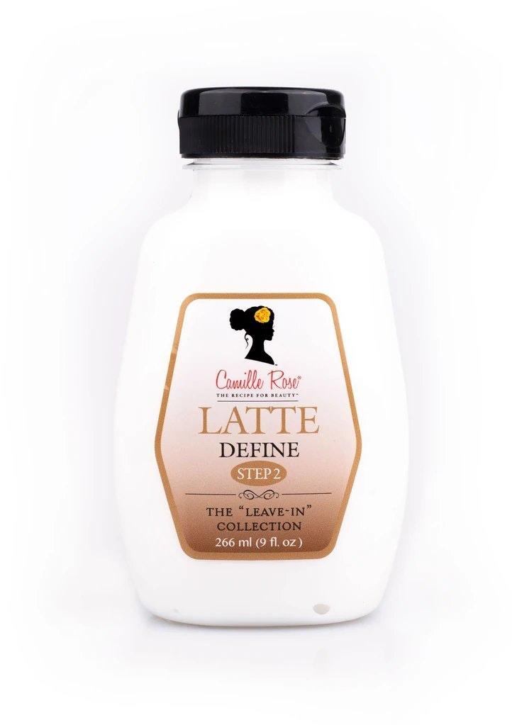 Camille Rose Naturals Latte Define Leave In