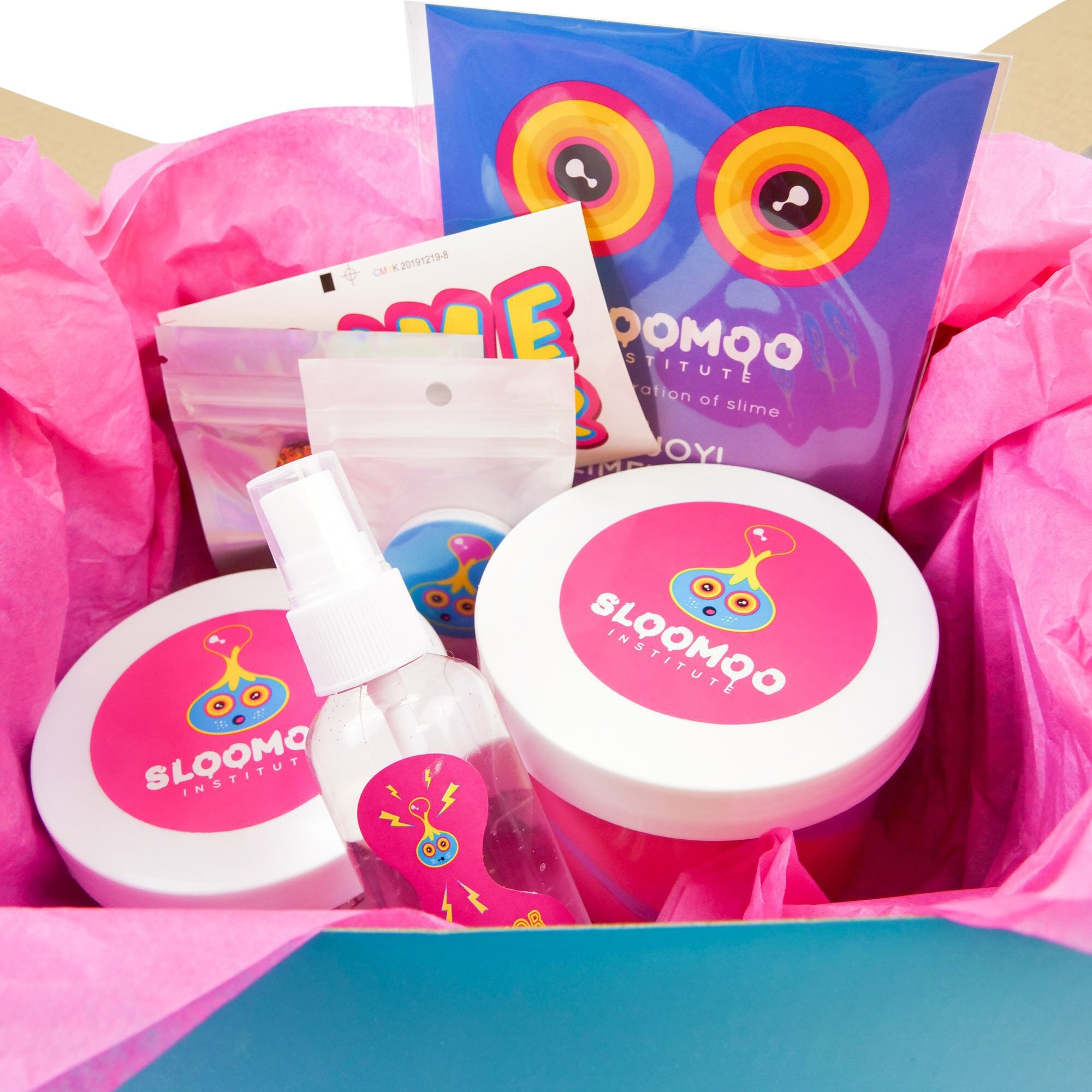 Slime Subscription From Sloomoo Institute