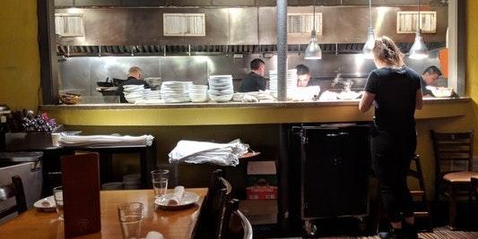 Terracotta Red Restaurant