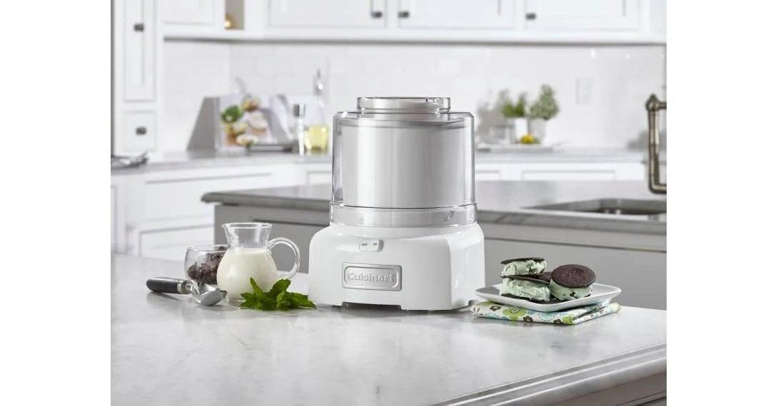 Cuisinart Frozen Yogurt & Sorbet Maker