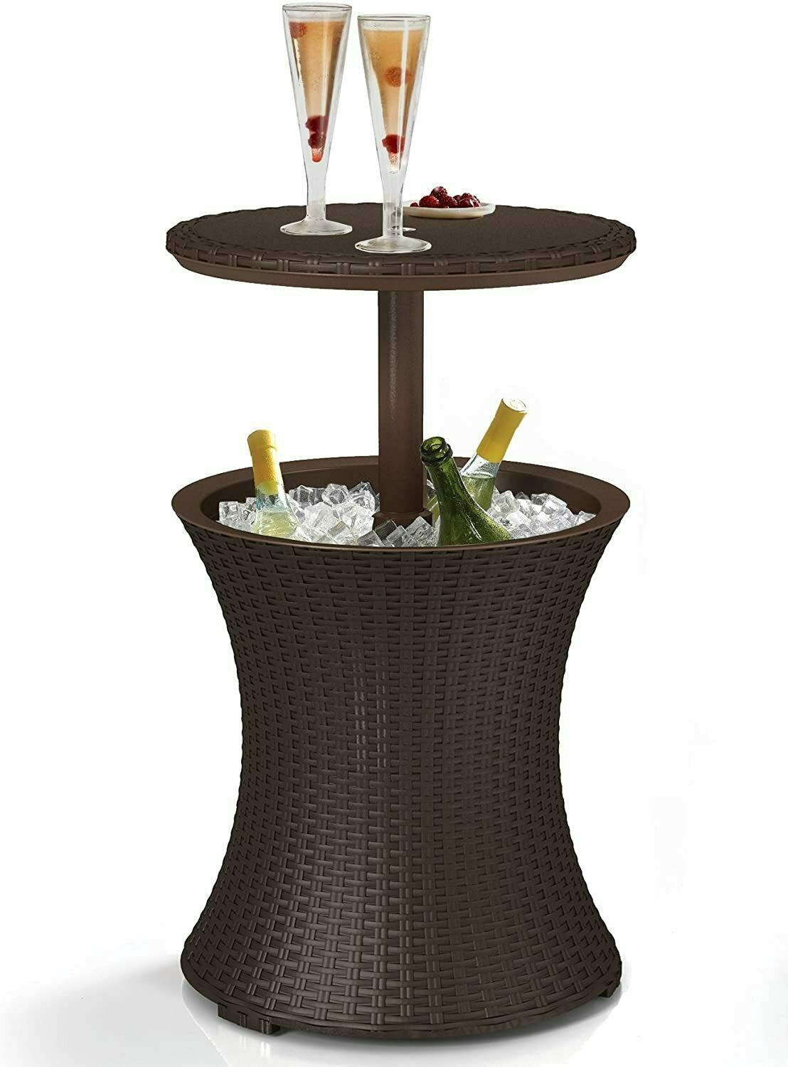 Keter Pacific Cool Bar Hot Tub Side Table