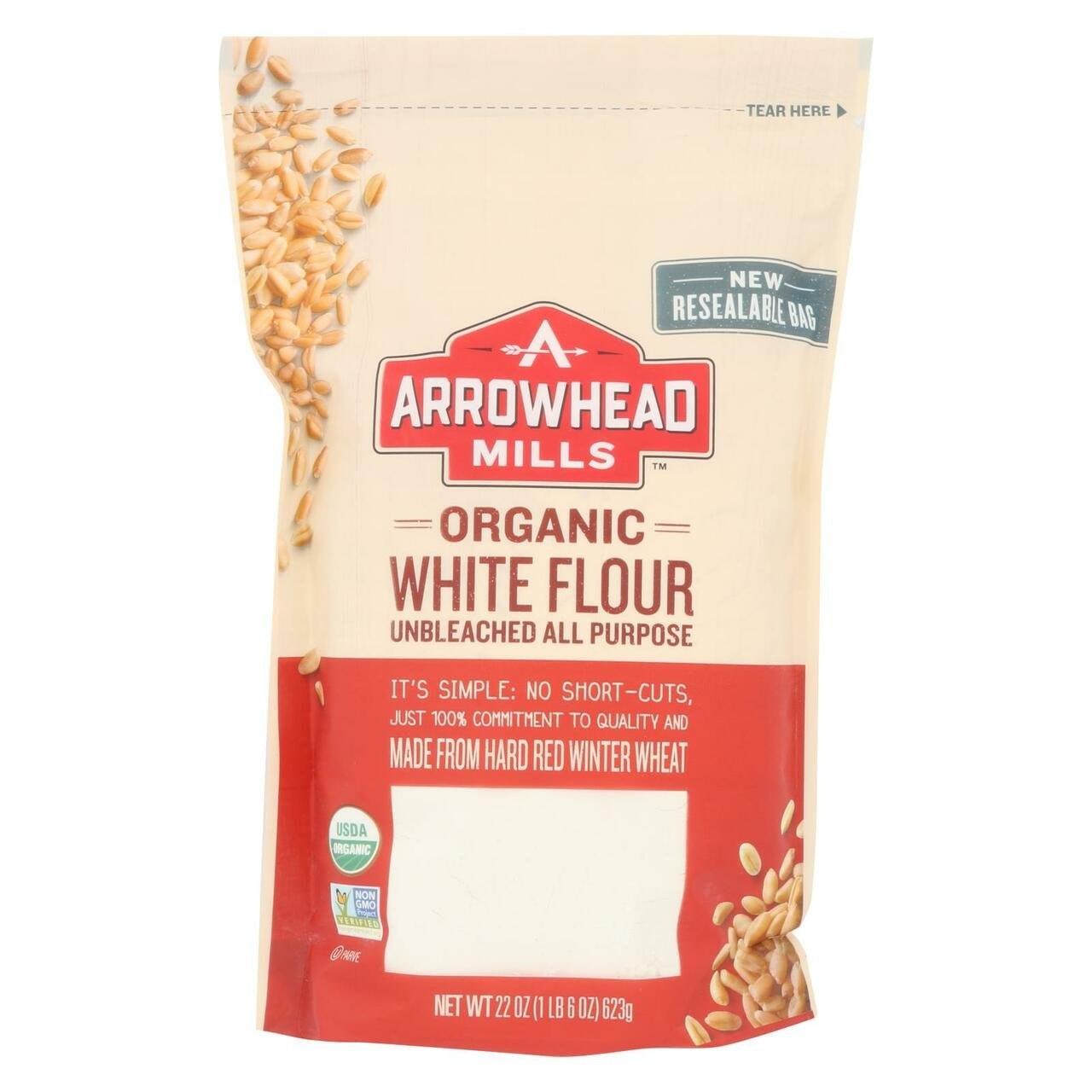 Arrowhead Mills Organic All Purpose Flour