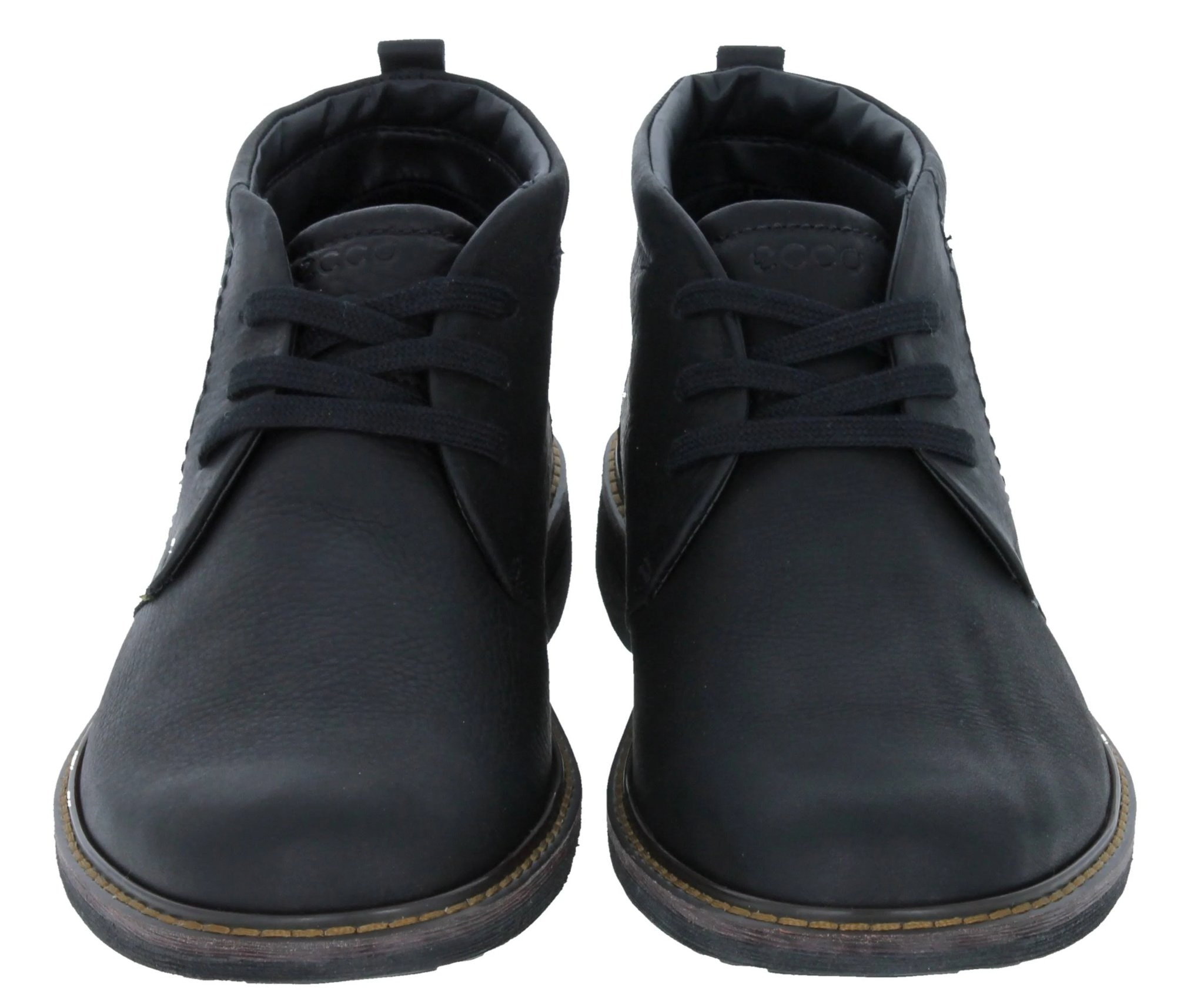 Ecco Men's Turn Gore-Tex Tie Chukka Boot