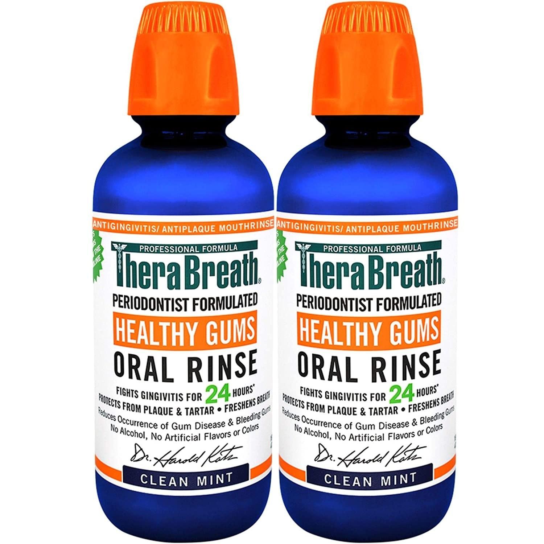 Therabreath Healthy Gums Oral Rinse
