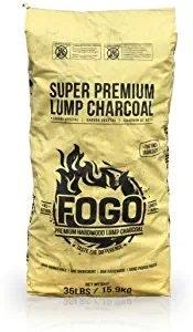 Fogo All Natural Premium Hardwood Charcoal
