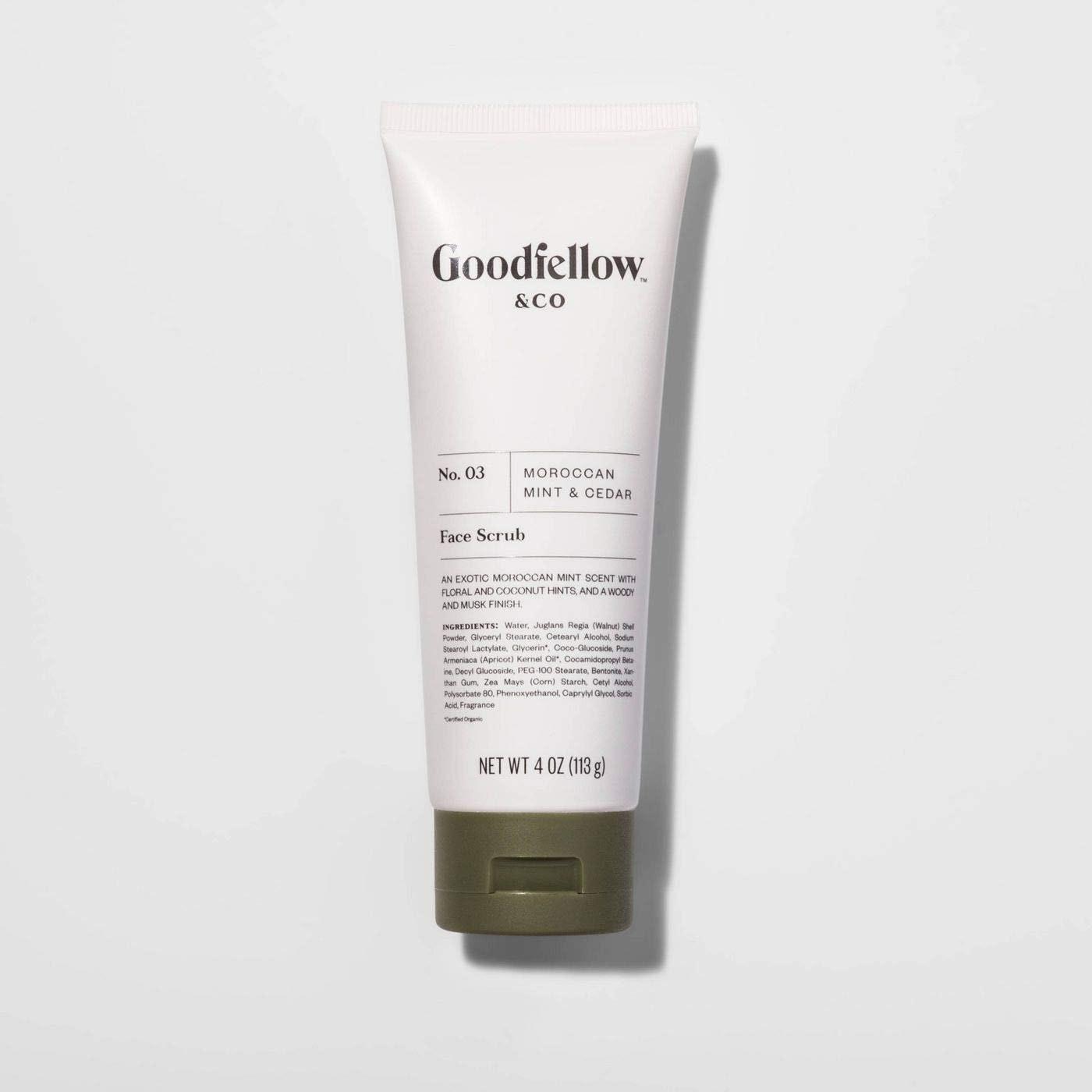 Goodfellows and Co Facial Scrub