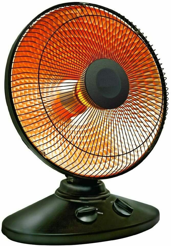 Durabold Dish Heater Parabolic Electric Heater