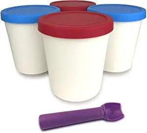 Drec Icecream Containers
