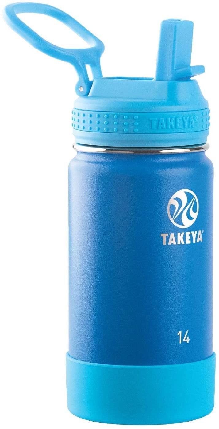 Takeya Kids Insulated Water Bottle