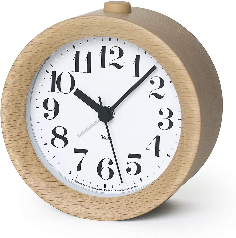 Lemnos Riki Alarm Clock