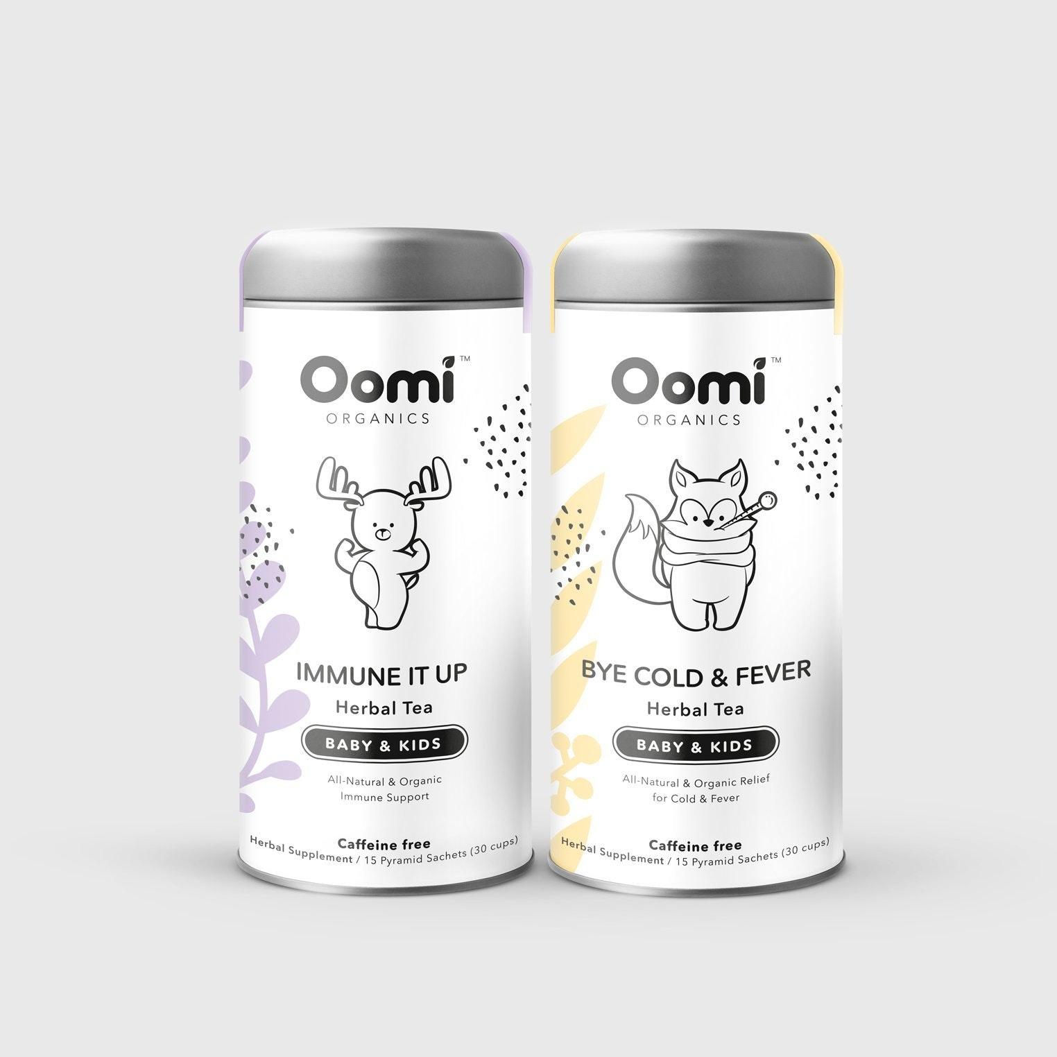 Oomi Organics Tea