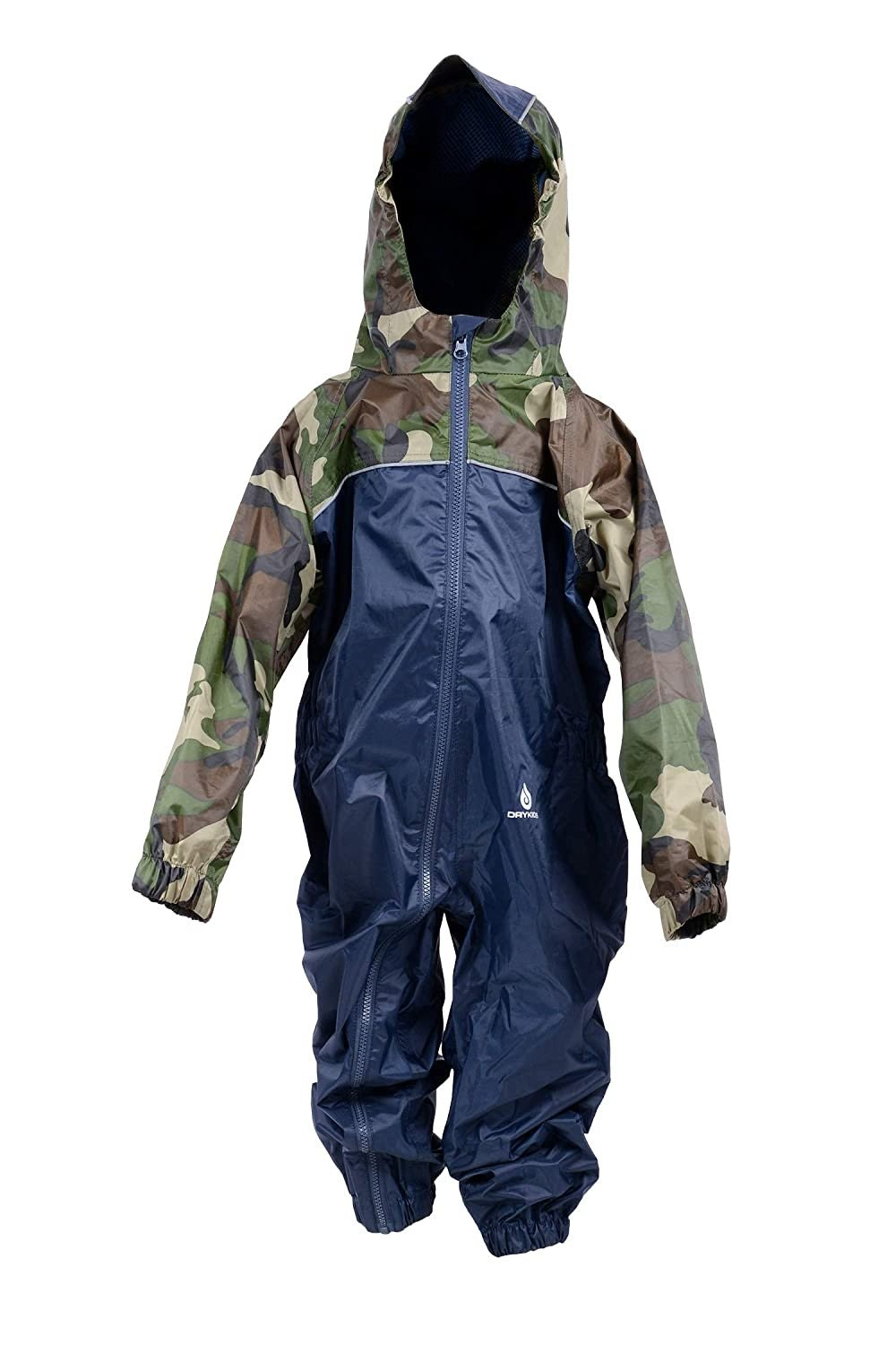 Dry Kids Waterproof Rainsuit