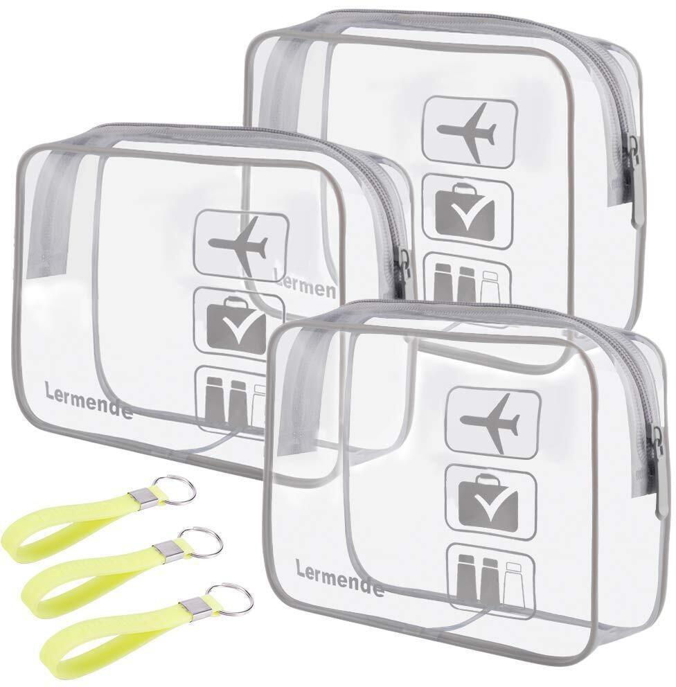 Lermende TSA-Approved Toiletry Bag