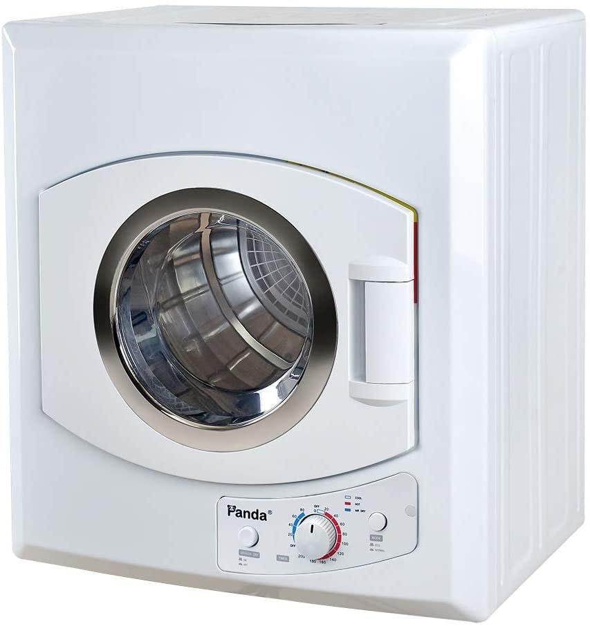 Panda 3.5 Cu.Ft. 110-Volt Compact Portable Electric Laundry Dryer