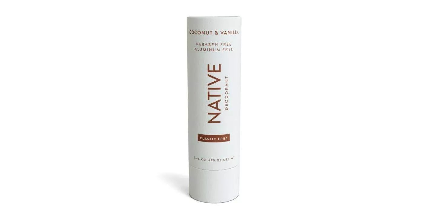 Native Plastic-Free Deodorant