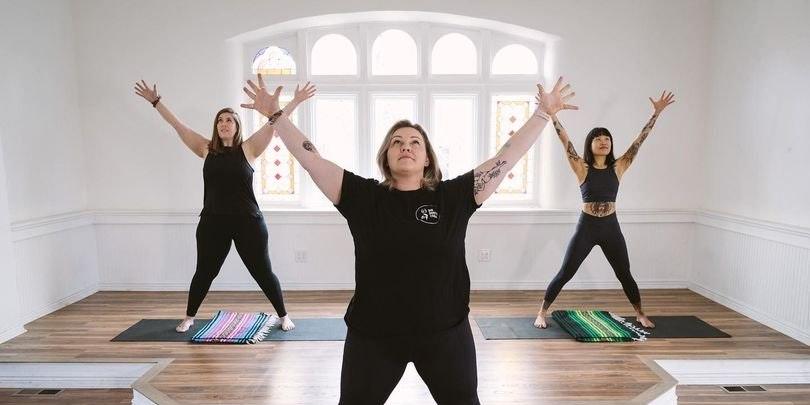 Big Booty Yoga