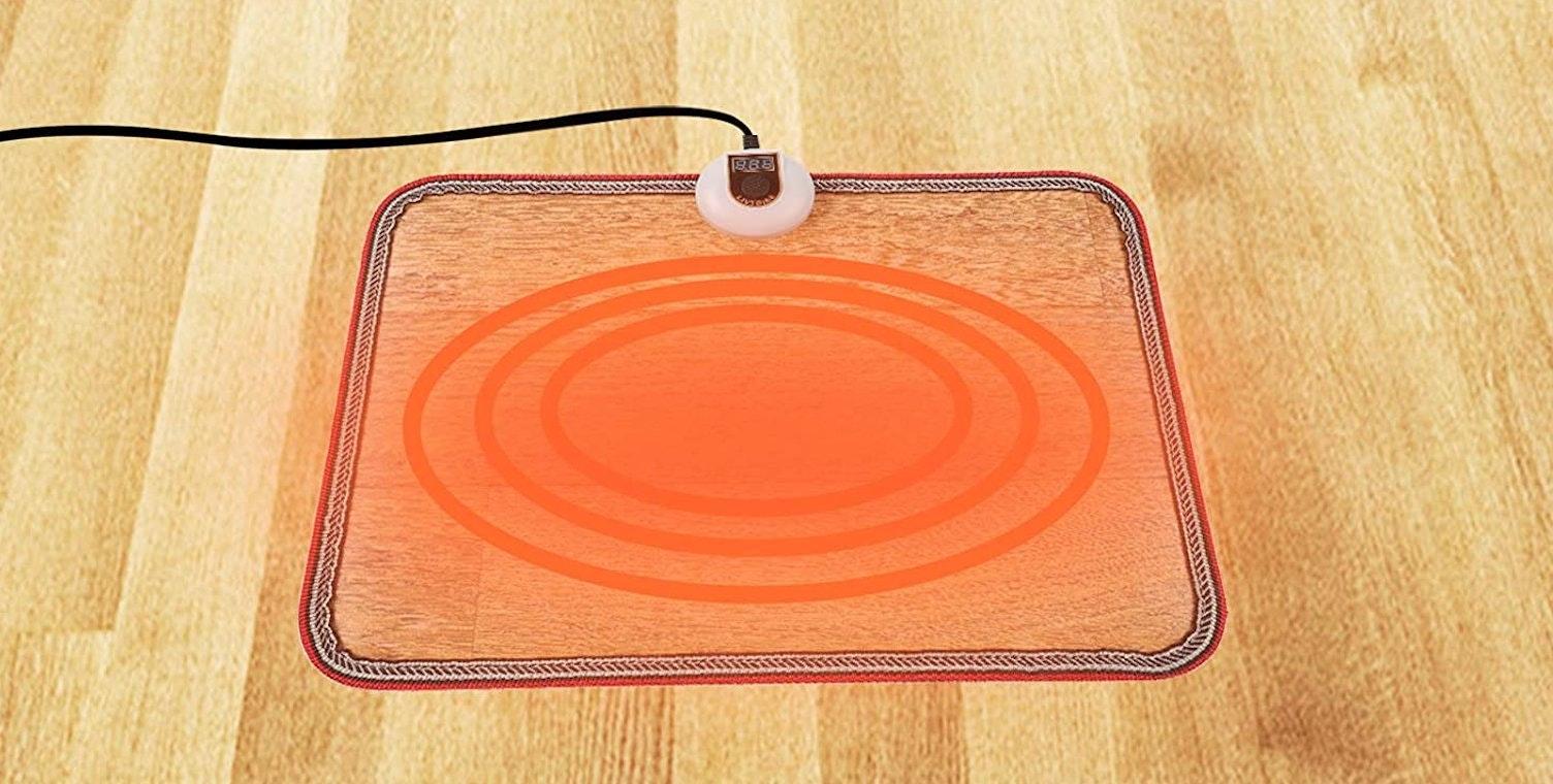 Livtribe AC 110V Heated Floor Mat