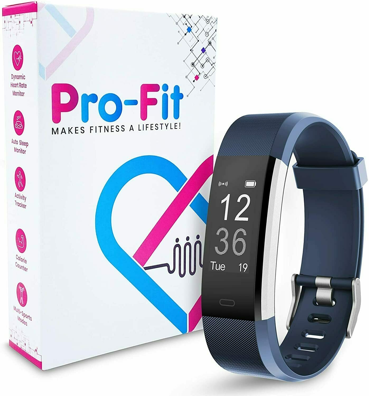 Pro-Fit Active VeryFitPro Fitness Tracker