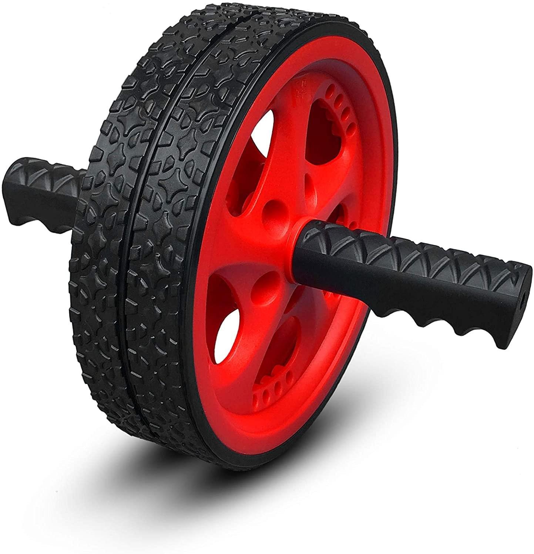 Dual Ab Wheel